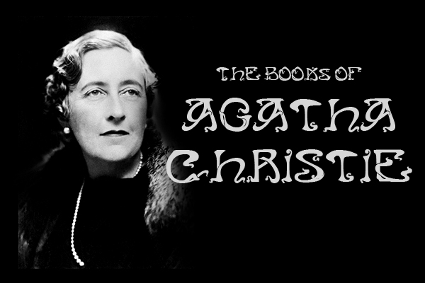 The books of Agatha Cristie