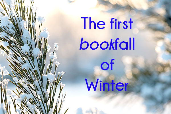 The fisrt bookfall of Winter