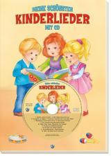 Meine schönsten Kinderlieder mit CD