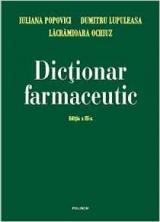 Dicţionar farmaceutic