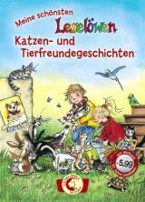 Leselöwen - Das Original: Meine schönsten Leselöwen-Katzen- und Tierfreundegeschichten mit Hörbuch
