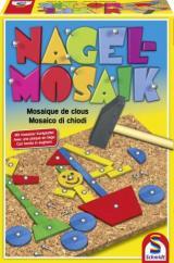 Nagelmosaik – Mozaic cu ciocănel şi cuie