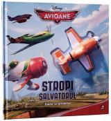 Stropi salvatorul - Disney Avioane