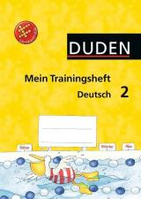 Duden Mein Trainingsheft Deutsch 2