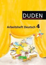 Duden Deutsch 4 Arbeitsheft. Schulausgangsschrift