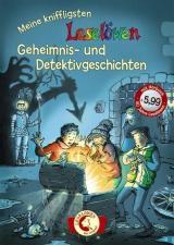 Leselöwen - Das Original: Meine kniffligsten Leselöwen-Geheimnis- und Detektivgeschichten mit CD