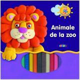 Învăț să modelez > Animale de la ZOO