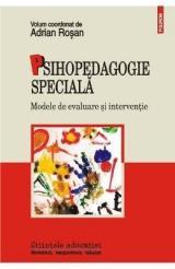 Psihopedagogie specială - Modele de evaluare şi intervenţie