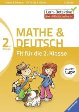 Lern-Detektive: Fit für die 2. Klasse Mathe und Deutsch