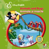 Animale şi insecte. Animals and Bugs