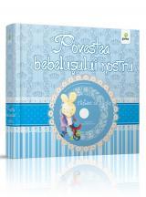 Povestea bebelusului nostru pentru baietei + CD cu cantece de leagan