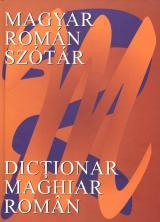 Magyar-román szótár. Dicţionar maghiar-român