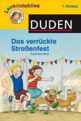 Lesedetektive: Das verrückte Straßenfest, 1. Klasse