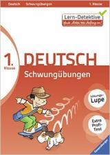 Deutsch 1. Klasse. Schwungübungen