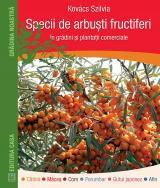 Specii de arbuști fructiferi în grădini și plantații comerciale
