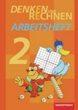 Denken und Rechnen 2. Arbeitsheft. Grundschule