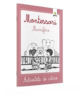 Montessori - Activități de citire. Mamifere