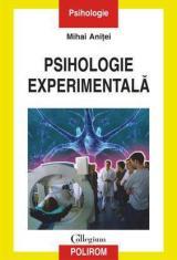 Psihologie experimentală