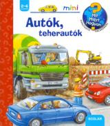 Autók, teherautók - Mit? Miért? Hogyan? - Kinyitható ablakokkal