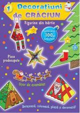 Decorațiuni de Crăciun 1.