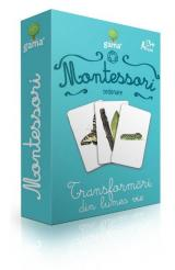 Cărți de joc Montessori: Ordonare. Transformări din lumea vie