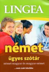 Lingea német ügyes szótár