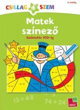 Matek színező 2. osztály - Számolás 100-ig