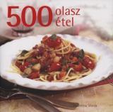 500 olasz étel