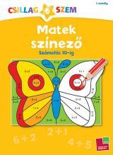 Matek színező 1. osztály - Számolás 10-ig