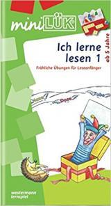 miniLÜK: Ich lerne lesen 1