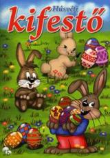 Húsvéti kifestő