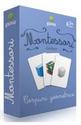 Cărți de joc Montessori: Clasificare. Corpuri geometrice