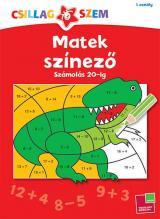 Matek színező 1. osztály - Számolás 20-ig
