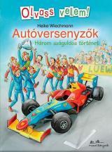 Autóversenyzők - Olvass velem!