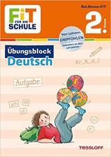 Übungsblock Deutsch 2. Klasse