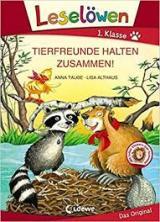 Leselöwen - Tierfreunde halten zusammen!