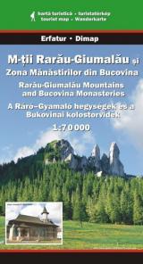 Munţii Rarău-Gimalău si zona Mănăstirilor din Bucovina