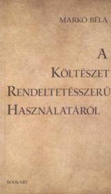 A Költészet rendeltetésszerű használatáról