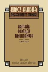 Kritikák, portrék, tanulmányok I–II.