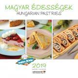 Magyar édességek - naptár 2019