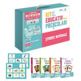 Kit educativ pentru preșcolari. Stiințe naturale