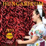 Hungarikum - naptár 2019
