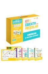 Kit educativ pentru preșcolari. Comunicare și dezvotlare personală
