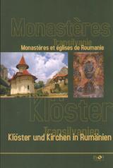 Monasteres et eglises de Roumanie - Transilvanie (FR-DE)