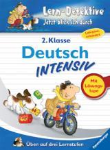 Lern-Detektive Deutsch intensiv 2.Klasse