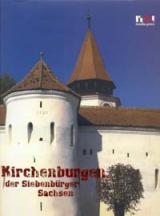 Kirchenburgen der Siebenbürger Sachsen (ediţie mică 18 x 22 cm)