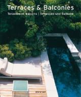 Terraces & Balconies * Terrasses et Balcons * Terrassen und Balkone