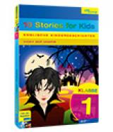 Englische Kindergeschichten, 10 Stories for Kids. Klasse 1. Audio-CD