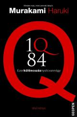 1Q84 - Ezerkülöncszáznyolcvannégy. 1-2. kötet