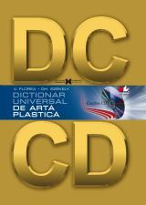 Dicționar universal de artă plastică + CD
